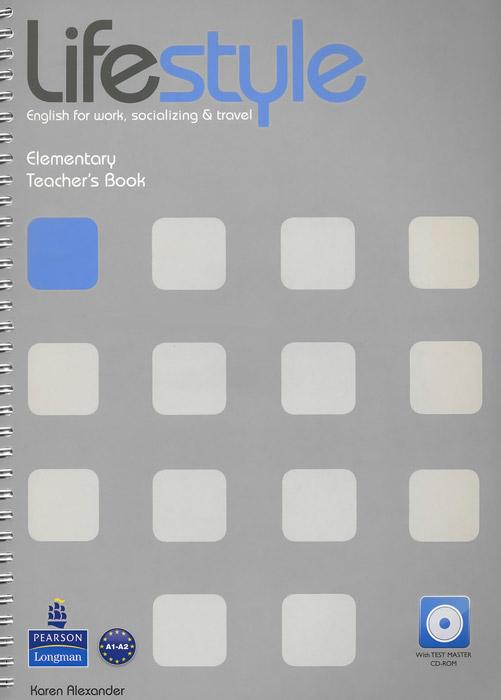 Lifestyle Elementary: Teacher's Book (+ CD-ROM)