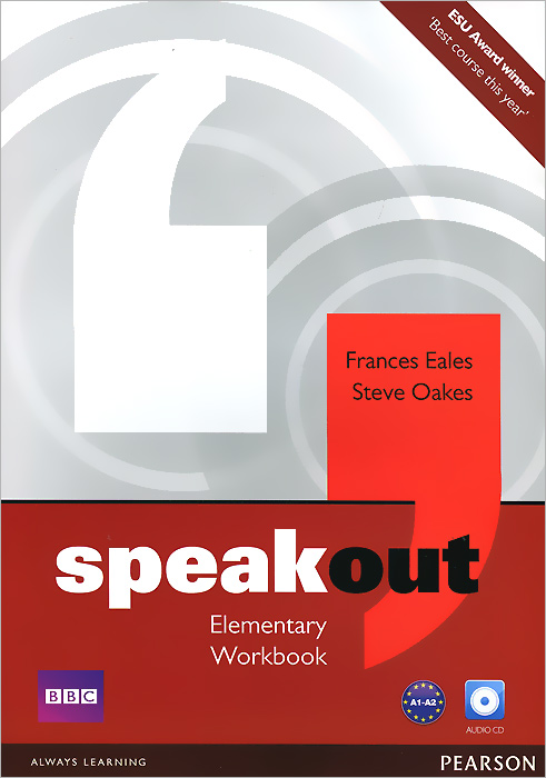 Speakout: Elementary: Workbook (+ CD-ROM) speakout elementary active teach