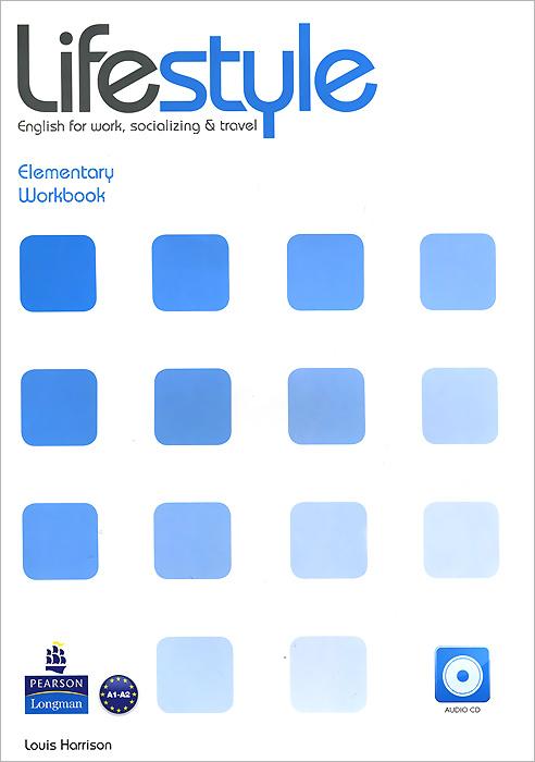 Lifestyle Elementary: Workbook (+ CD-ROM)