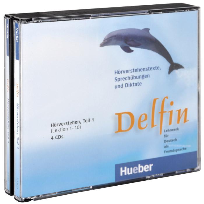Delfin: Horverstehen: Teil 1 (аудиокурс на 4 CD) alle toten fliegen hoch teil 1 america