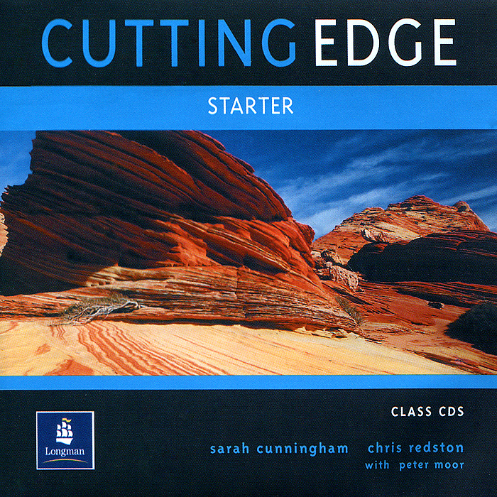 Cutting Edge: Starter: Class CD (аудиокурс на 2 CD) н н мирошникова english speaking coursebook for adults аудиокурс cd