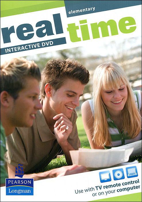 Real Life: Elementary: Interactive DVD real life elementary interactive dvd