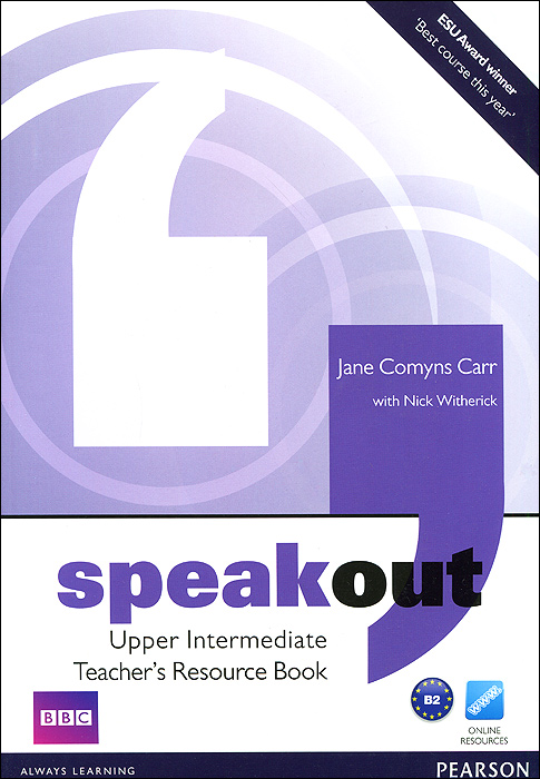Speakout: Upper-Intermediate: Teacher's Resource Book speakout pre intermediate teacher s book with resource