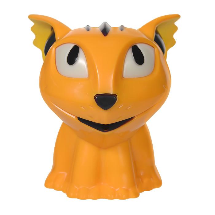 Интерактивная игрушка ZanZoon Magic Jinn, цвет: желтый16363Интерактивная игрушка ZanZoon Magic Jinn привлечет внимание вашего ребенка и не оставит его равнодушным! Магический джинн, выполненный из безопасного пластика желтого цвета, с легкостью прочитает его мысли, угадывая слова по теме Животные, которые загадал ребенок! Благодаря ряду наводящих вопросов, джинн определит, о каком именно животном малыш думает. Общение с джинном происходит исключительно посредством живого диалога и сопровождается забавными комментариями и вопросами джинна на русском языке. Игрушка оснащена функцией автоматического отключения при нахождении в неактивном режиме более 60 секунд. Игрушка ZanZoon Magic Jinn поможет ребенку в развитии цветового и звукового восприятия, воображения и любознательности. Необходимо докупить 3 батареи напряжением 1,5V типа ААА (не входят в комплект). Для детей в возрасте от 3 до 12 лет. Рекомендуем!