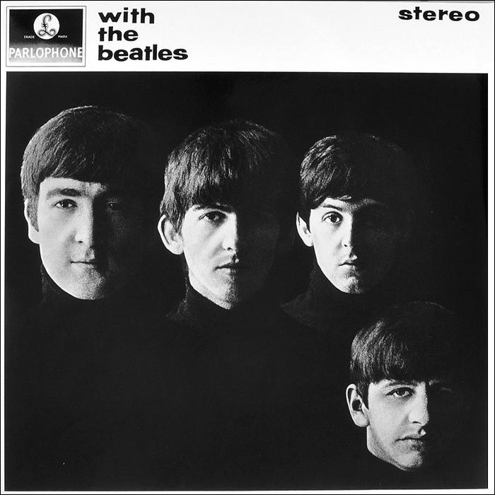 The Beatles The Beatles. With The Beatles (LP) beatles beatles white album giles martin mix 4 lp