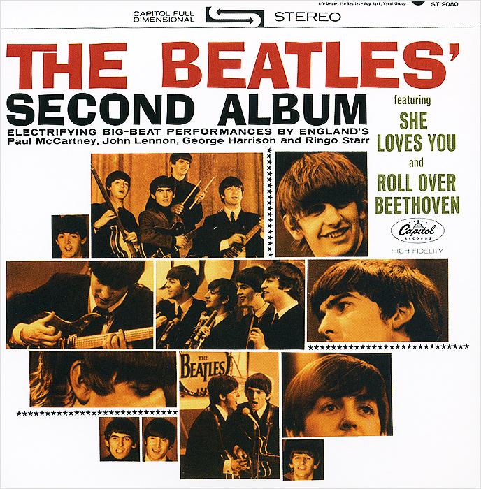 The Beatles The Beatles. The Beatles' Second Album (The U.S. Album) the beatles the beatles rubber soul ecd