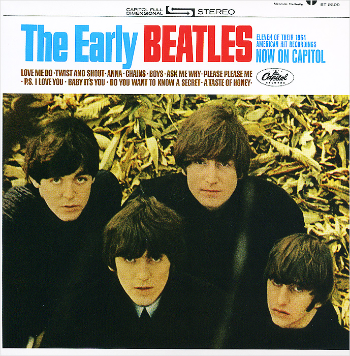 The Beatles The Beatles. The Early Beatles (The U.S. Album) цена