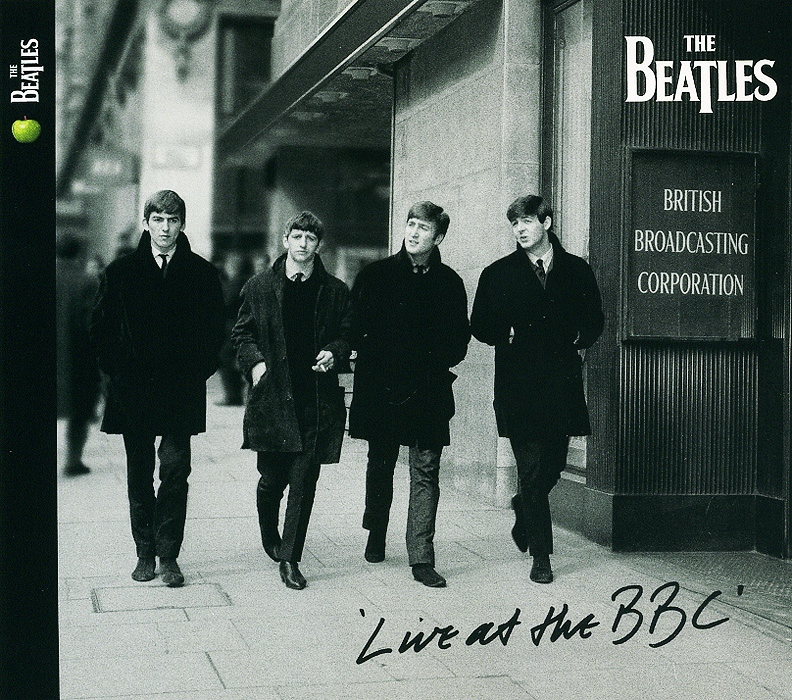 The Beatles The Beatles. Live At The BBC (2 CD) the beatles the beatles 1967 1970 2 cd