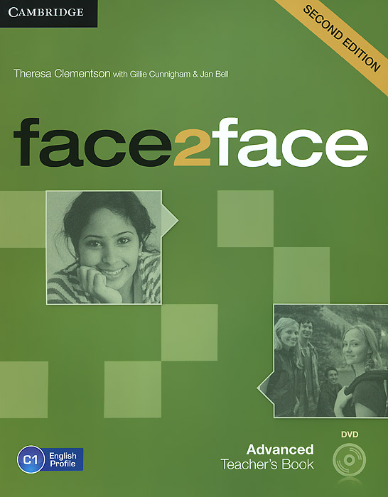 Face2Face: Advanced Teacher's Book (+ DVD-ROM) outcomes advanced with access code and class dvd