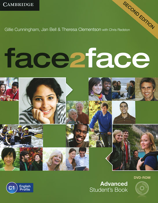 Face2Face: Advanced: Student's Book (+ DVD-ROM) the business 2 0 teacher s book c1 advanced level dvd rom