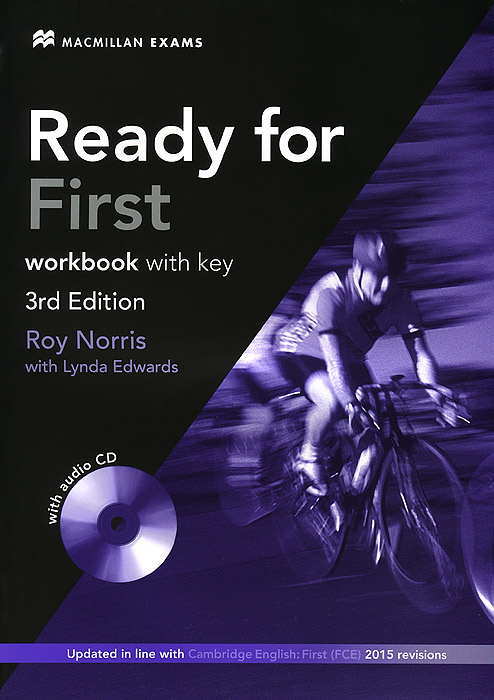 Ready for First: Workbook with Key (+ CD-ROM) gold first new edition with 2015 exam specification exam maximiser
