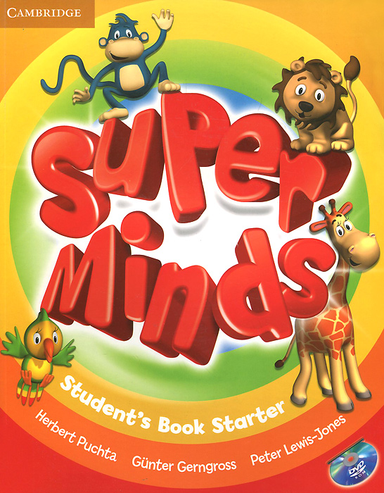 Super Minds Starter Students Book