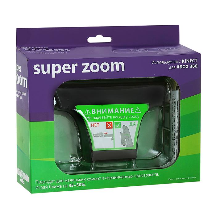 Крепление Super Zoom для Kinect Аксессуар Super Zoom предназначен для сокращения расстояния...