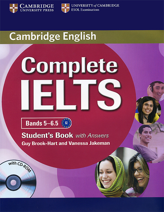 Complete IELTS: Bands 5-6: 5 Student's Book complete ielts bands 6 5 7 5 student s book without answers cd rom