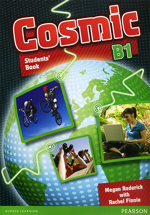 Фото - Student Book and Active Book Pack: Cosmic: Level B1 (+ CD-ROM) interactive level 3 student s book with web zone access