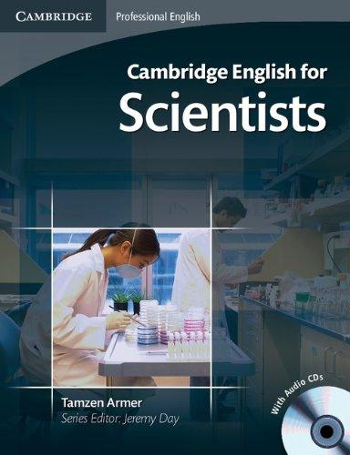 цена на Cambridge English for Scientists Student's Book with Audio CDs
