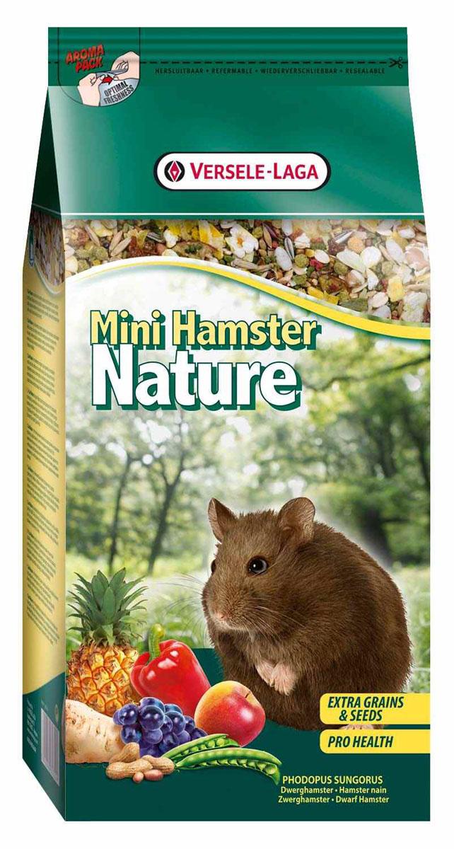 "Корм для карликовых хомяков Versele-Laga ""Mini Hamster Nature"", 400 г"