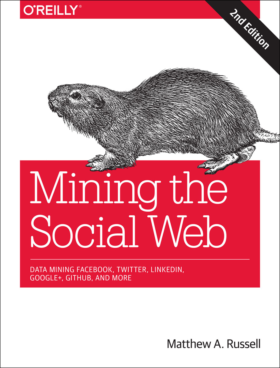 Mining the Social Web gh mead
