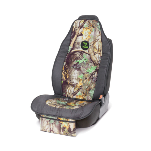 Накидка на сиденье Зверобой, брезентовая ткань, наполнитель: поролон, цвет: хаки. ZV/NAK-0110 S аксессуары для колясок и автокресел витоша накидка на автомобильное сиденье под автокресло