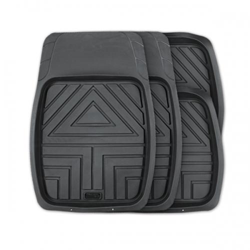 цена на Коврики автомобильные Autoprofi Arrow, универсальные, цвет: черный, 4 предмета