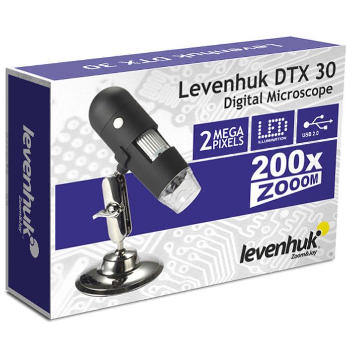 Levenhuk DTX 30микроскоп Levenhuk