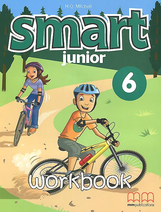 цены на Smart Junior 6: Workbook (+ CD-ROM)  в интернет-магазинах