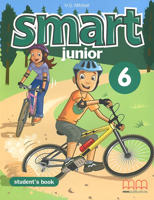 цены на Smart Junior 6: Student's Book  в интернет-магазинах