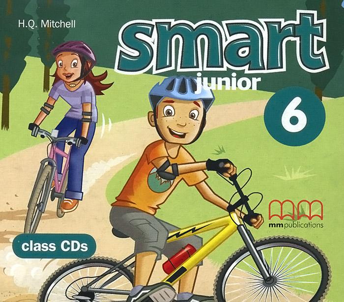 Smart Junior 6 (аудиокурс на 2 CD) explorers 5 the bronze bust mystery аудиокурс на 2 cd