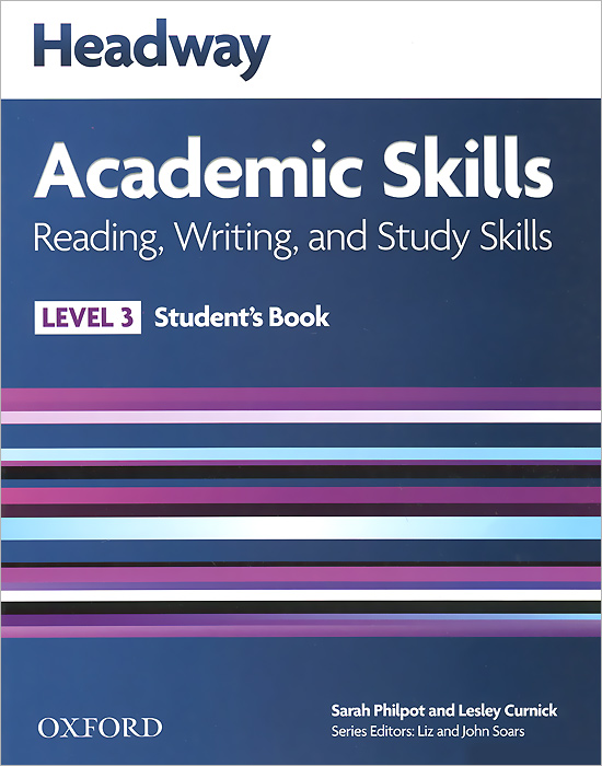Headway: Academic Skills Reading and Writing: Level 3: Student Book in context steps to academic reading developing academic reading skills