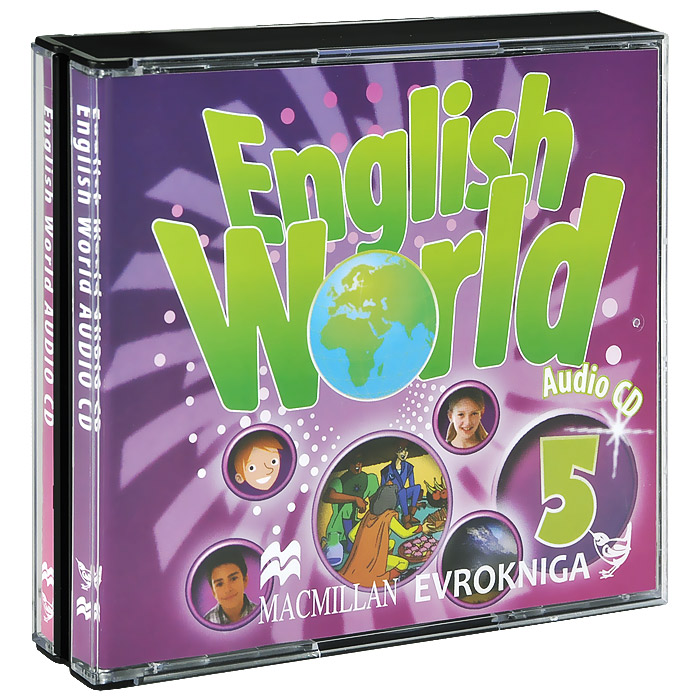 English World: Level 5 (аудиокурс на 3 CD) english in mind level 3 аудиокурс на 3 cd