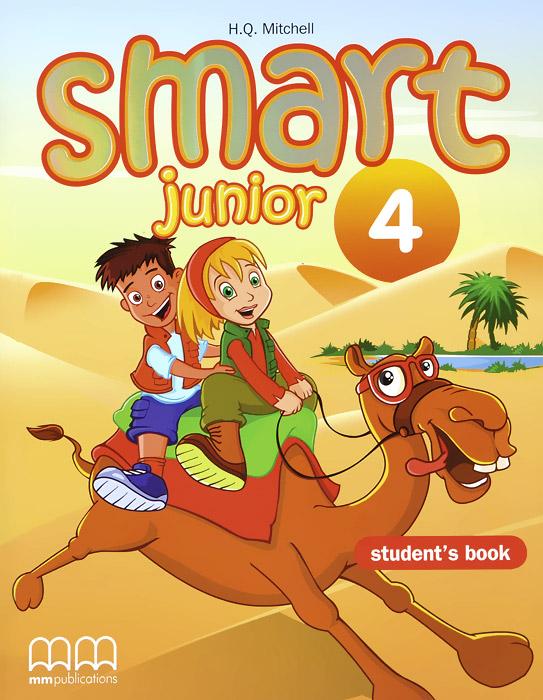 цены на Smart Junior 4: Student's Book  в интернет-магазинах