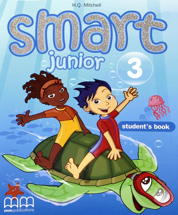 где купить Smart Junior 3: Student's Book по лучшей цене