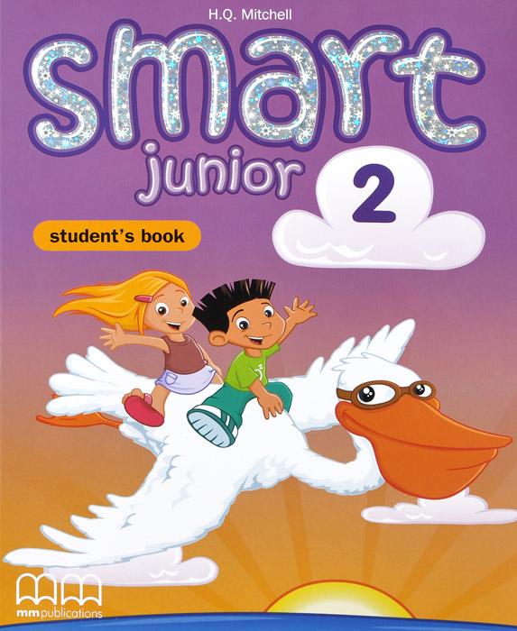Smart Junior 2: Student's Book катушка индуктивности jantzen cross coil 12 awg 2 mm 3 9 mh 0 42 ohm