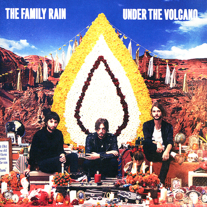 The Family Rain The Family Rain. Under The Volcano (LP) the family mousetrap