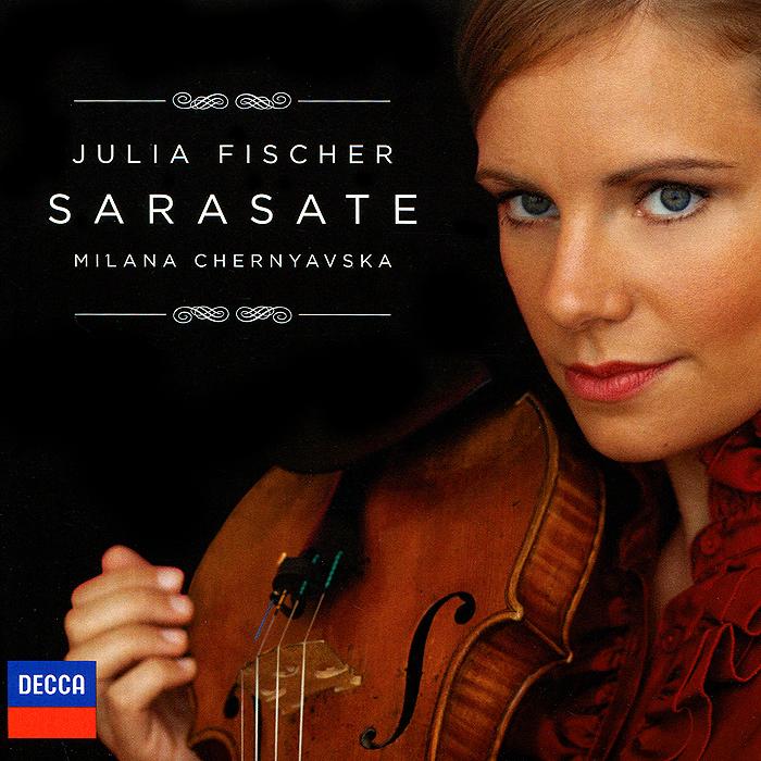 Джулия Фишер,Милана Чернявская Julia Fischer, Milana Chernyavska. Sarasate
