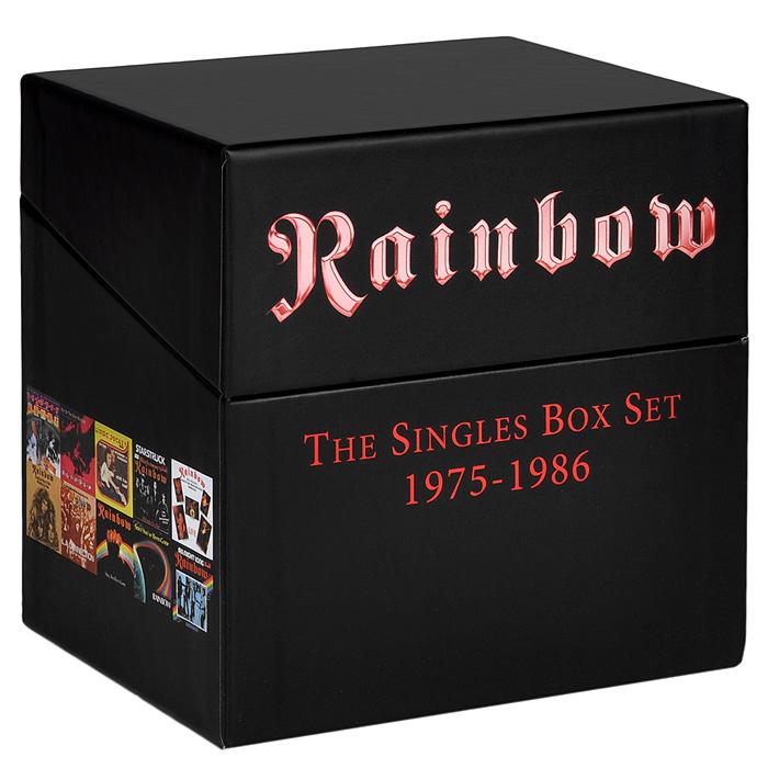 Rainbow Rainbow. The Singles Box Set 1975-1986 (19 CD) the rainbow