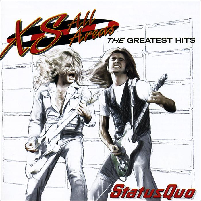 Status Quo Status Quo. XS All Areas. The Greatest Hits (2 CD) status quo status quo hello deluxe edition 2 cd
