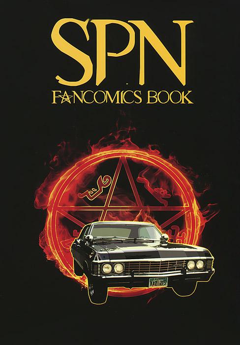 SPN Fancomics Book lonex sport spn 01