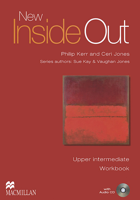 New Inside Out: Work Book - Key: Upper Intermediate Level (+ CD-ROM) new inside out advanced workbook cd rom