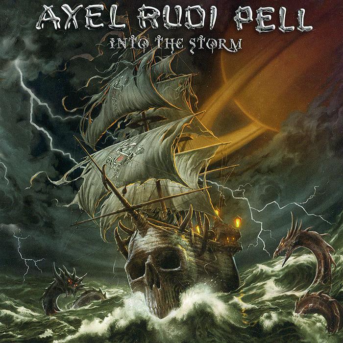 Аксель Руди Пелл Axel Rudi Pell. Into The Storm