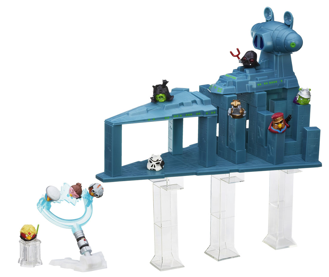 Angry Birds Star Wars Telepods Star Destroyer Set Hasbro A6056