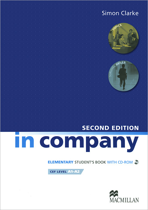 In Company: Student's Book: Elementary Level (+ CD-ROM)