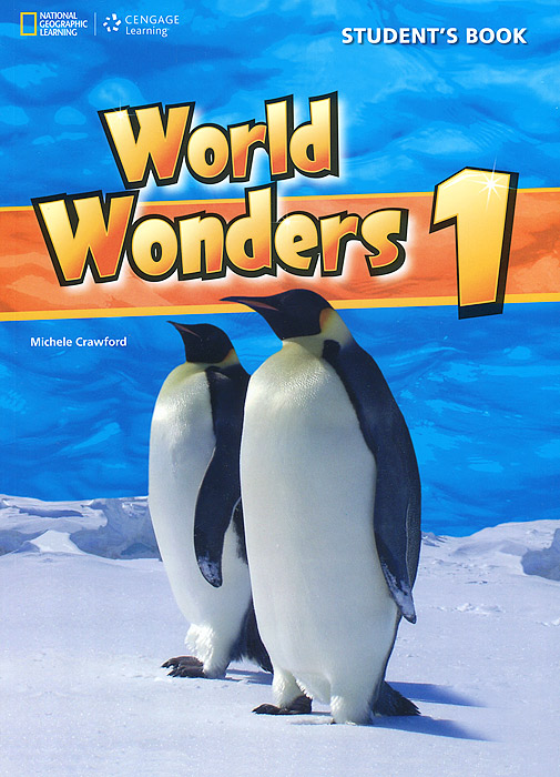World Wonders 1: Student's Book (+ CD-ROM) national geographic kids world atlas