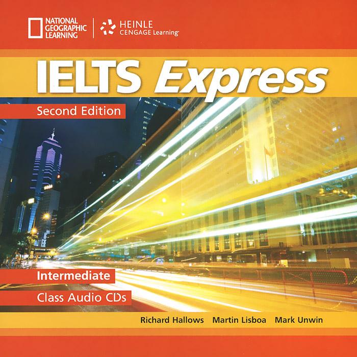 купить IELTS Express: Intermediate (аудиокурс на CD) онлайн
