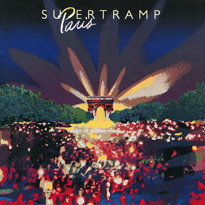 Supertramp Supertramp. Paris (2 CD) supertramp supertramp crime of the century blu ray audio