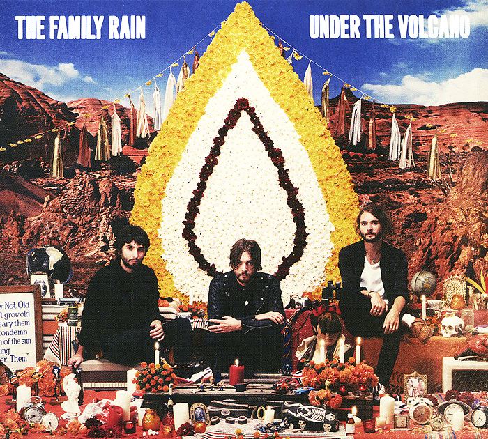 The Family Rain The Family Rain. Under The Volcano. Deluxe Edition the family mousetrap