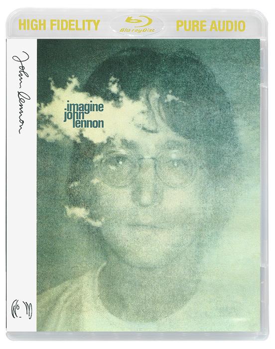 Джон Леннон John Lennon. Imagine (Blu-Ray Audio) prague sinfonia кристиан бенда rossini complete overtures 2 blu ray audio