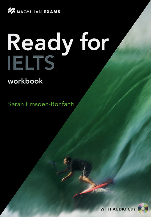 Ready for IELTS: Workbook (+ 2 CD-ROM) achieve ielts 2 english for international education cd rom