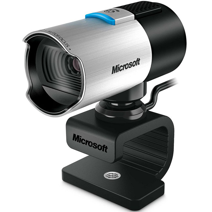 лучшая цена Web-камера Microsoft LifeCam Studio (Q2F-00018)