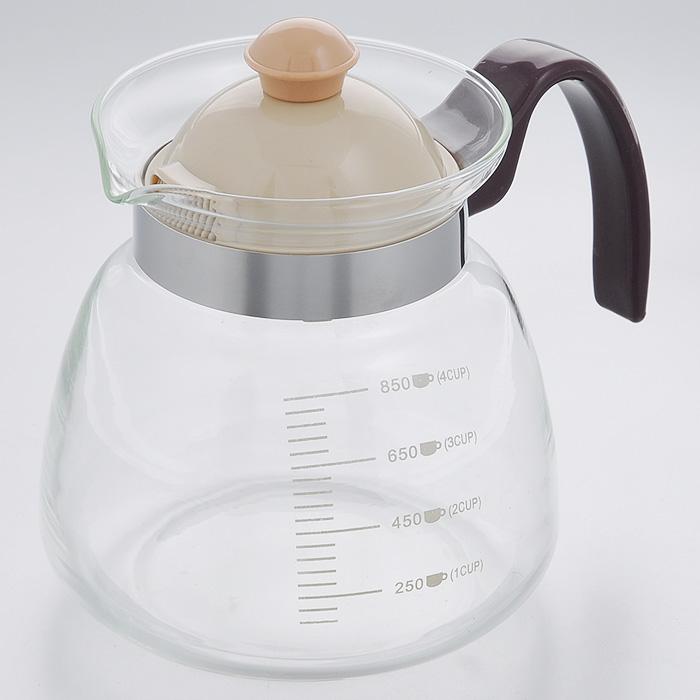 """Чайник заварочный """"Hans & Gretchen"""", с мерной шкалой, 0,85 л. 14YS-8015"""